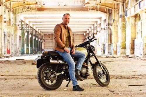 férfi motoros portfólió